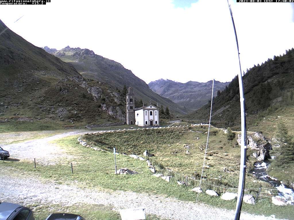 Val Grosina - Malghera